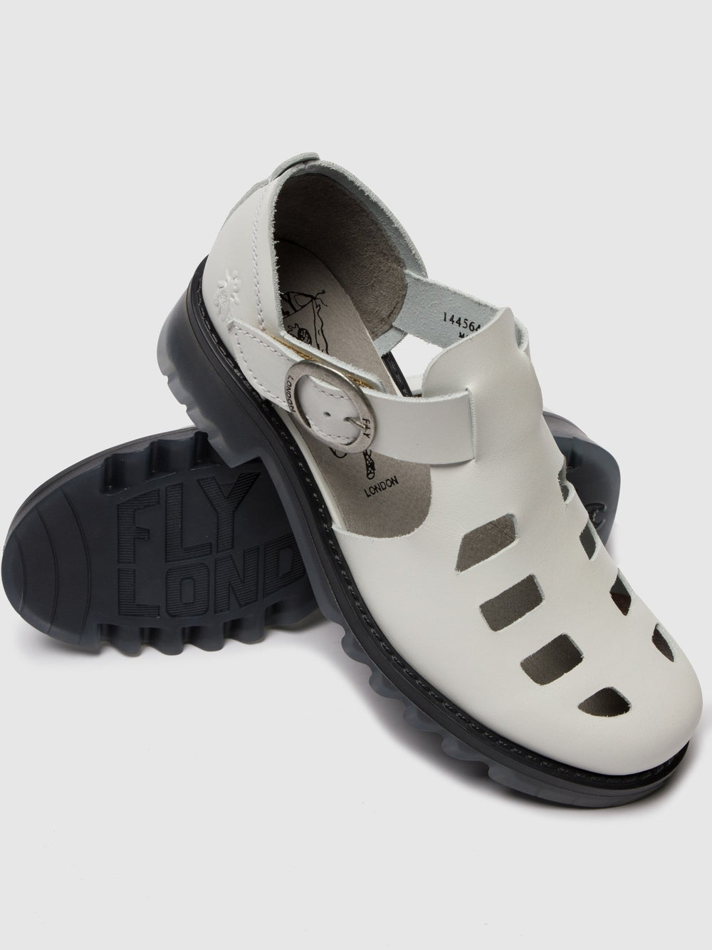 Buckle Shoes ROLI564FLY OFFWHITE