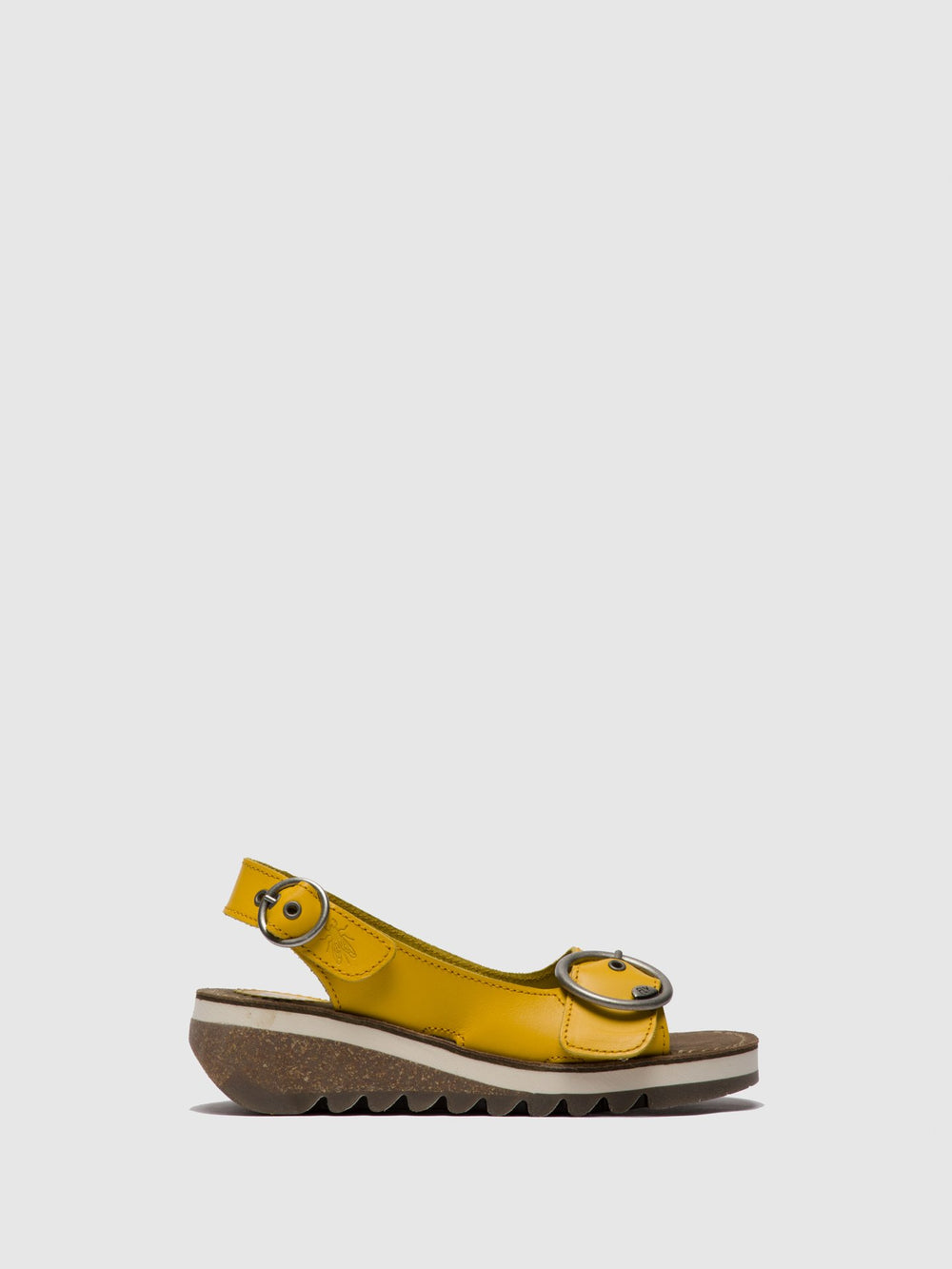 Sling-Back Sandals TRAM 2 YELLOW