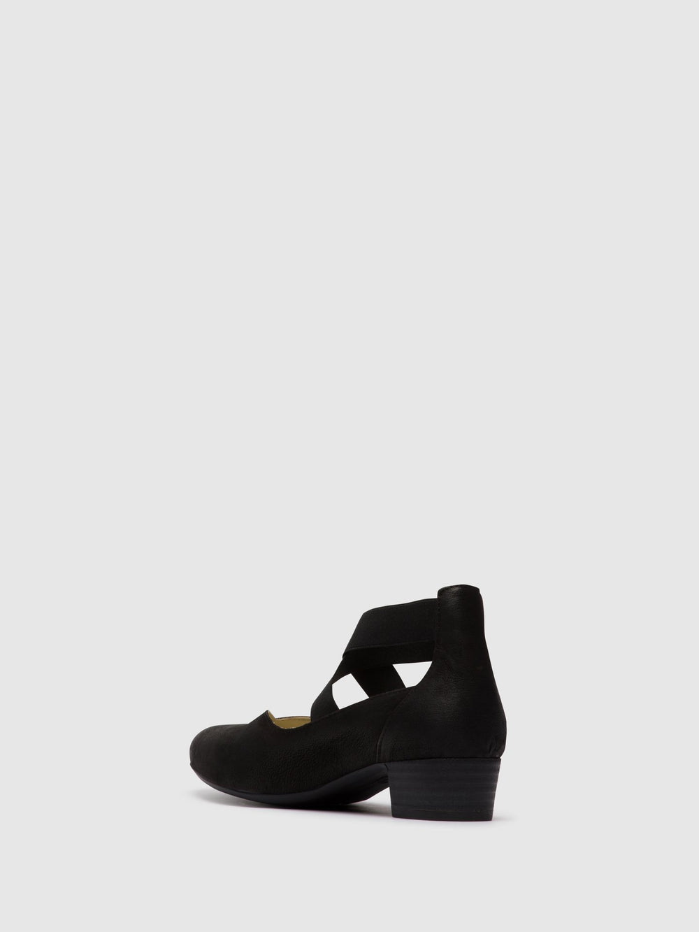Elasticated Shoes LAVI607FLY BLACK