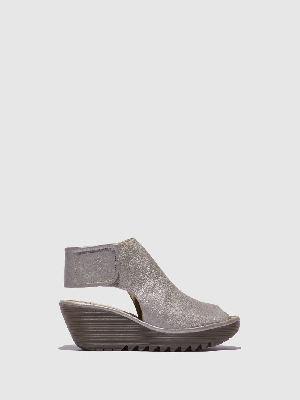 Ankle Strap Sandals YONE642FLY SILVER