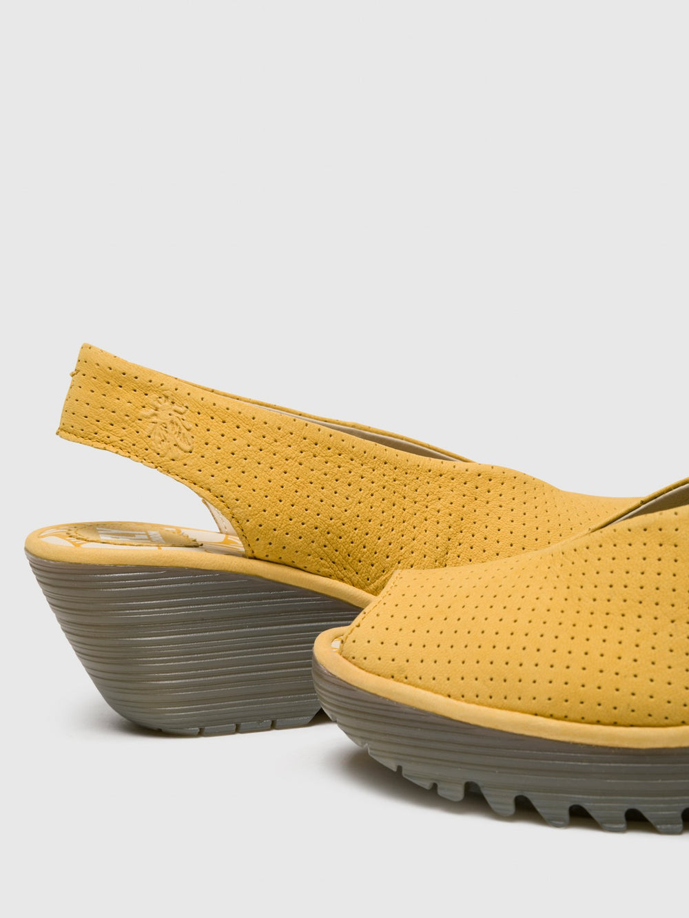 Sling-Back Sandals YAZU736FLY BUMBLEBEE