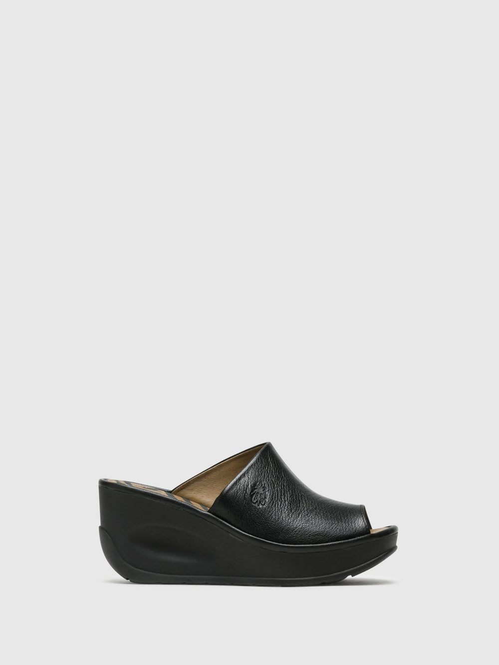 Wedge Mules JAMB864FLY BLACK
