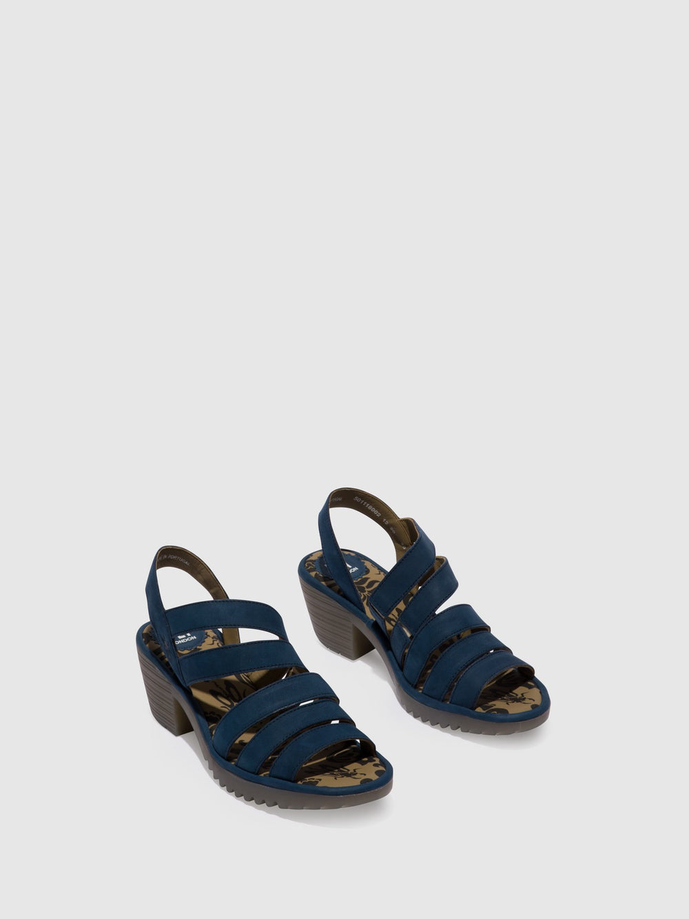 Strappy Sandals WOZE118FLY BLUE