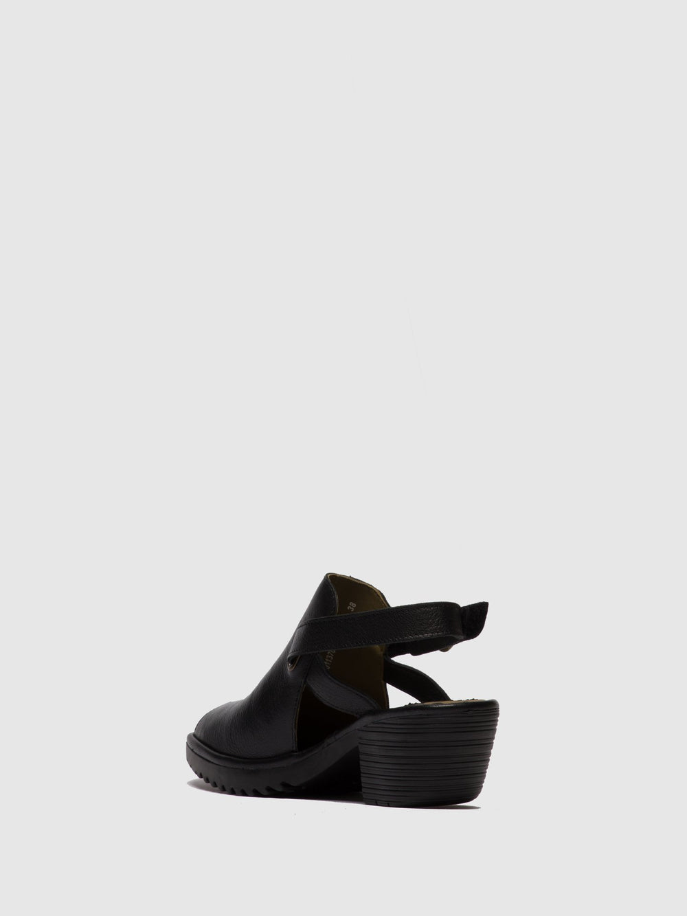 Velcro Sandals WENA137FLY BLACK