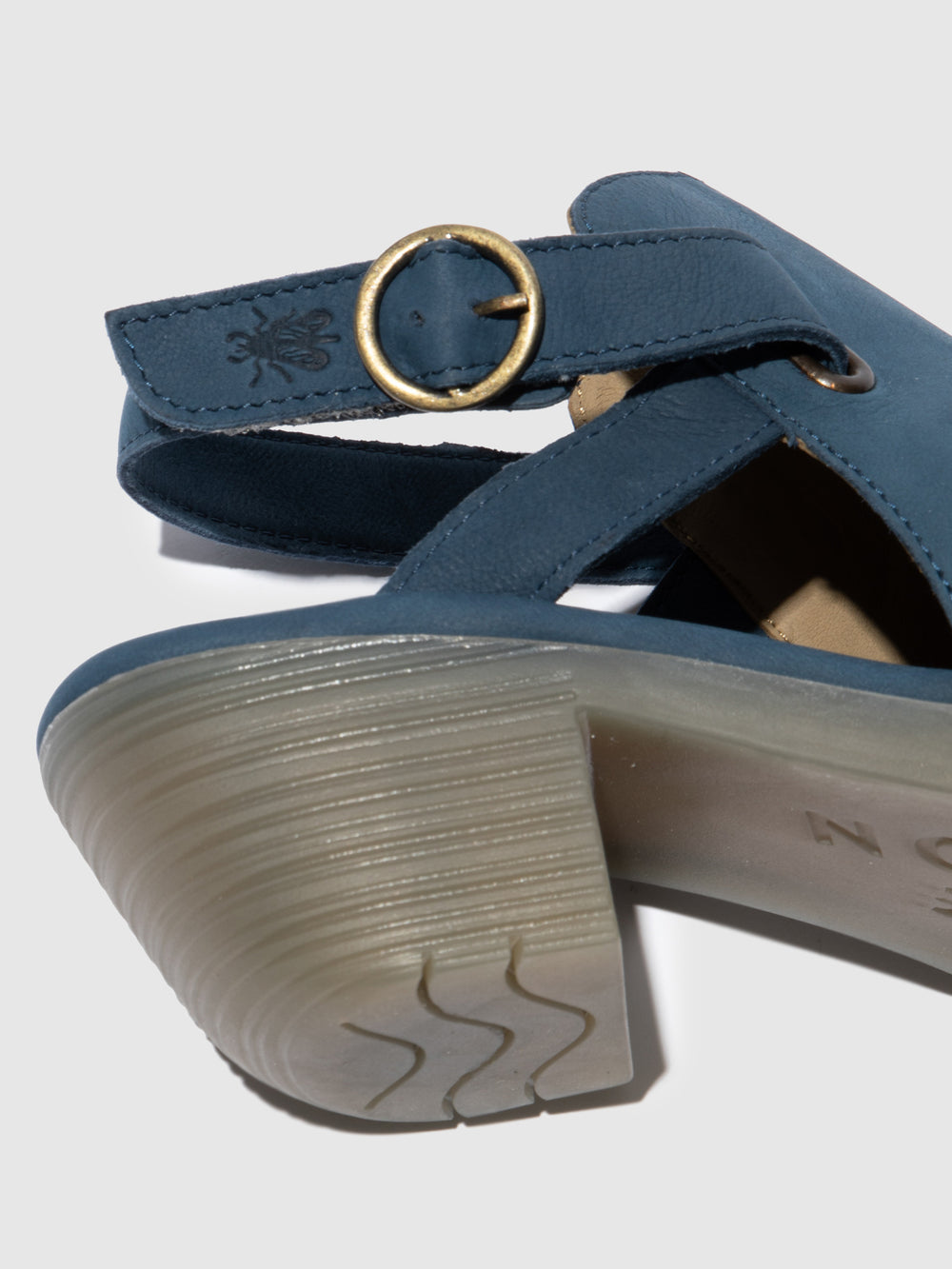 Velcro Sandals WENA137FLY BLUE