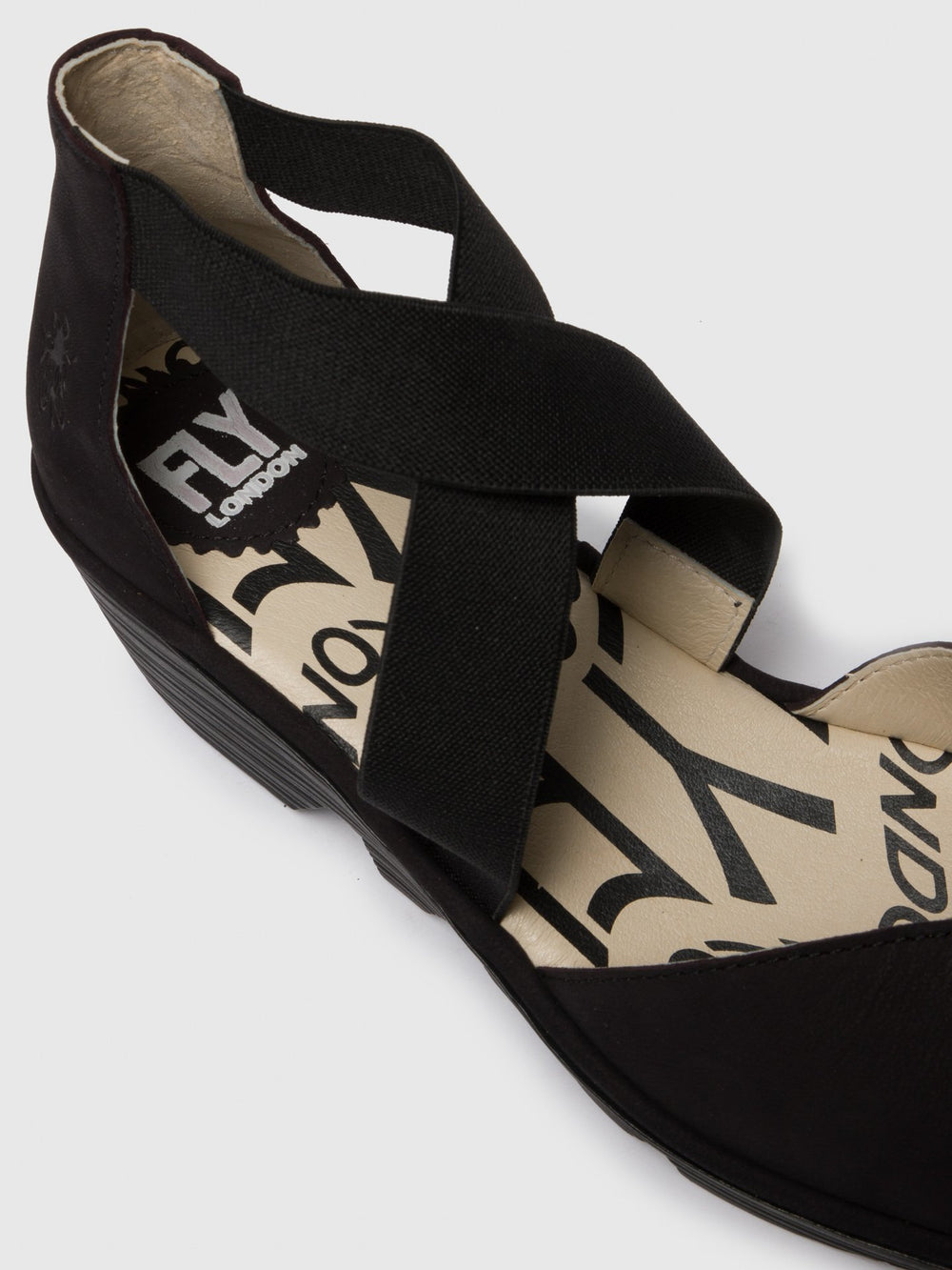Crossover Sandals PACO147FLY BLACK