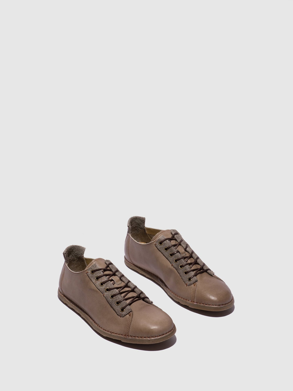 Lace-up Shoes ALIN485FLY BEIGE