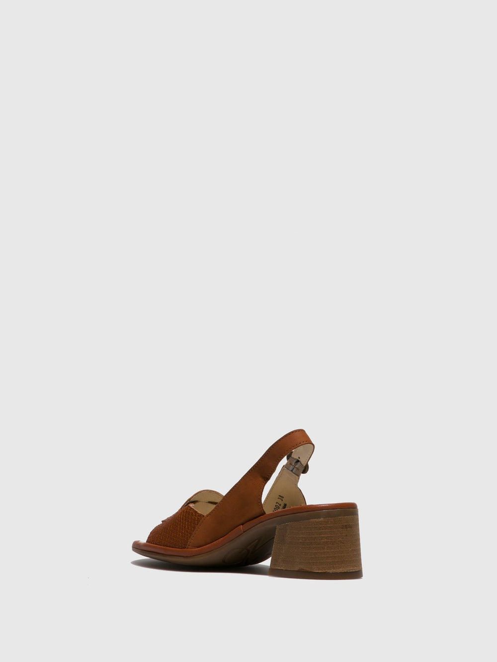 Sling-Back Sandals LESO179FLY TAN