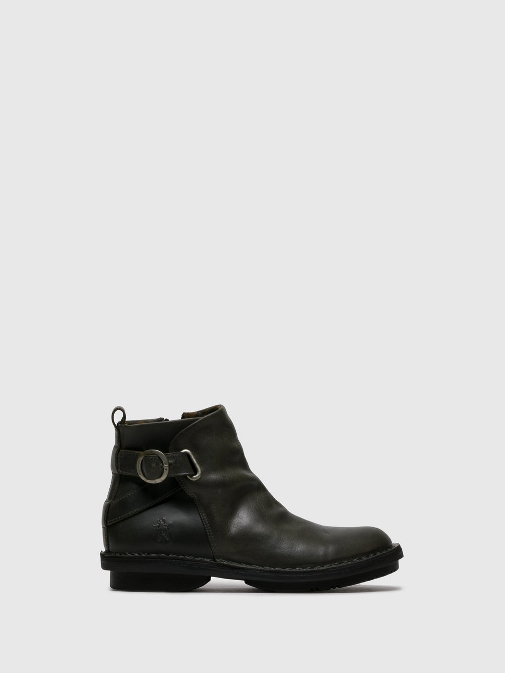 Zip Up Ankle Boots FICO968FLY DIESEL