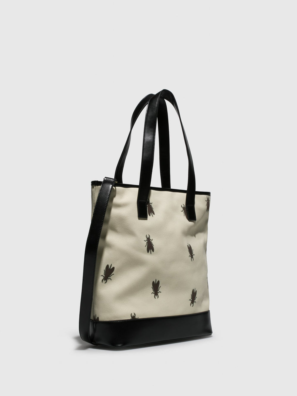 Shoulder Bags FLEN678FLY BLACK/WHITE