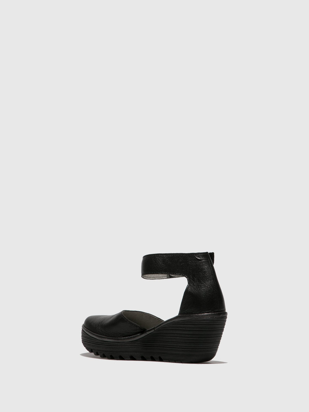 Ankle Strap Sandals YAND709FLY BLACK/GRAPHITE