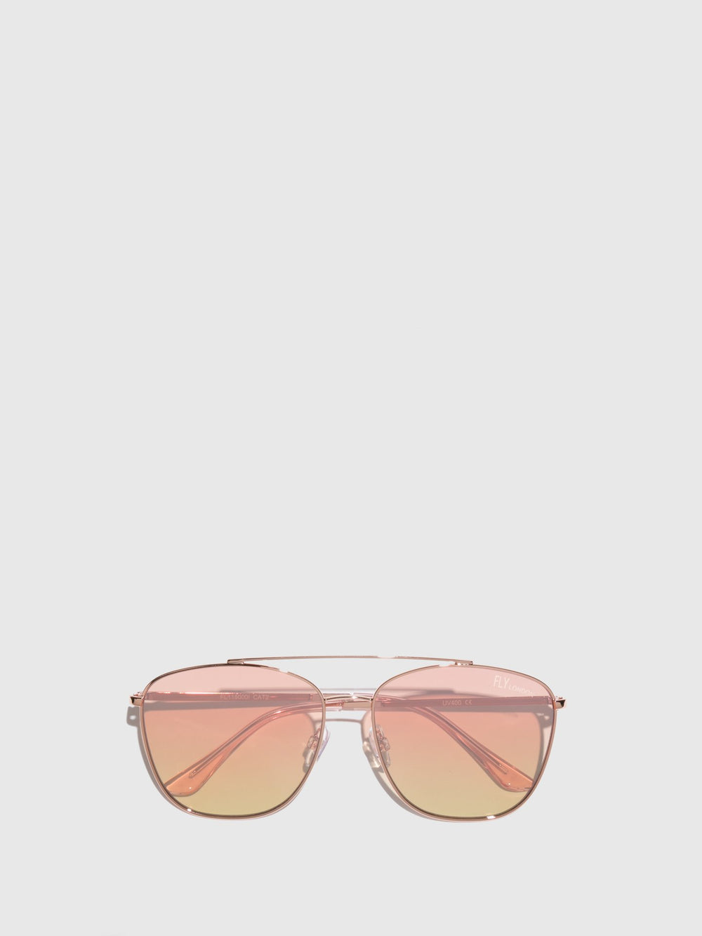 Aviator Sunglasses E115000 PURPLE