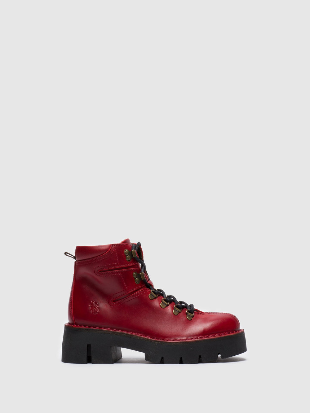 Lace-up Ankle Boots BERI000FLY RED