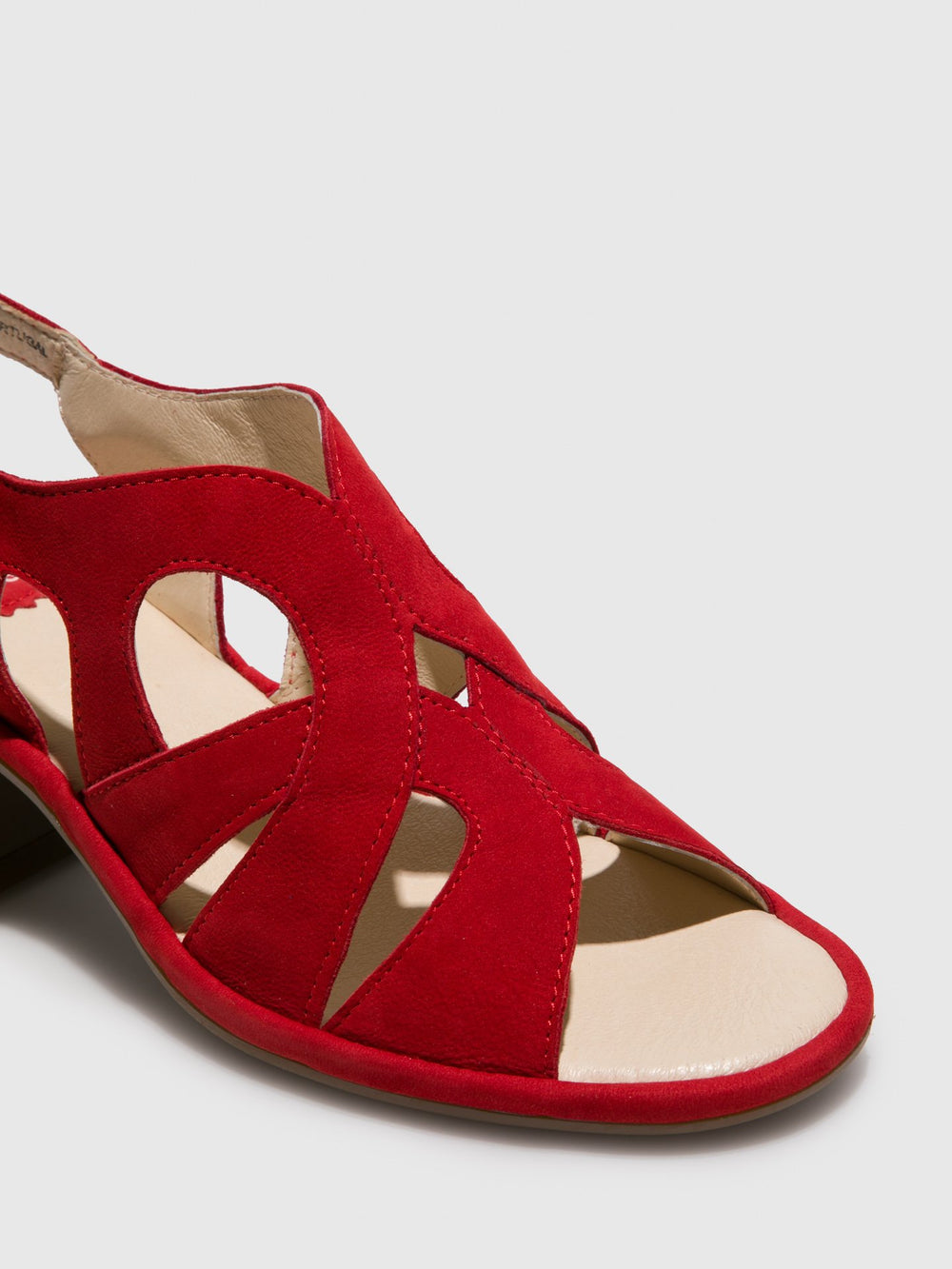 Open Toe Sandals LARI180FLY LIPSTICK RED