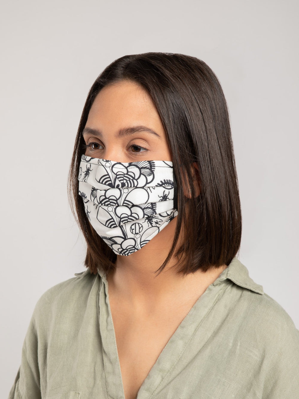 Reusable Face Mask PACK LET & TRICKY Multicolor