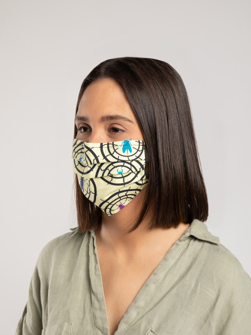 Reusable Face Mask PACK SWAT Multicolor