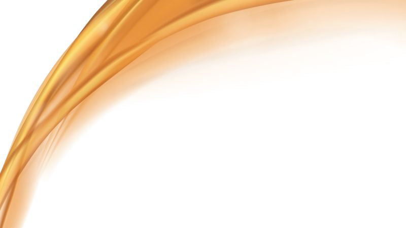 Orange golden flowing liquid vector abstract background.  #221