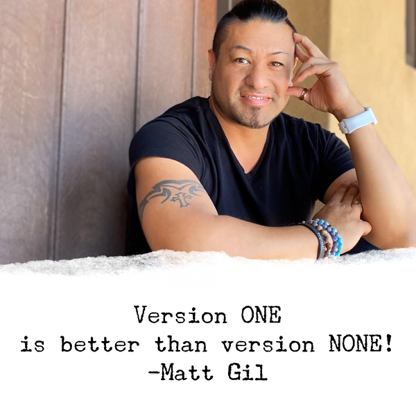 Matt Gil- Our Friend & Mentor (By Jason & Brisa)