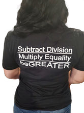 Load image into Gallery viewer, The Original Men's beGREATER Equation Tee