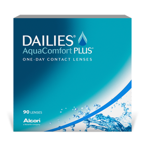 Dailies AquaComfort Plus - 6-month Supply - Acuvue Promotion