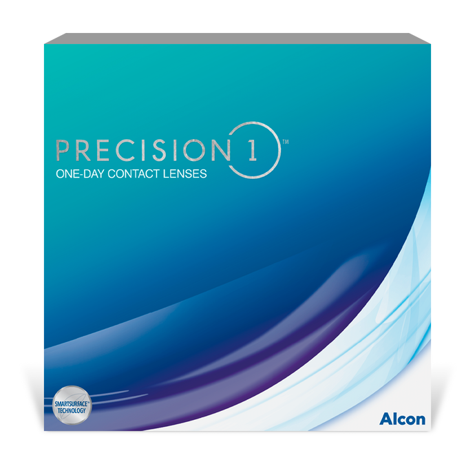 Precision1 - Approvisionnement 1 an - Promotion Alcon