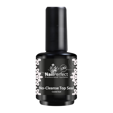 Top Coat - Crystal Dust No Cleanse Top Seal