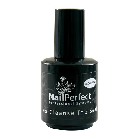 Top Coat - No Cleanse Top Seal
