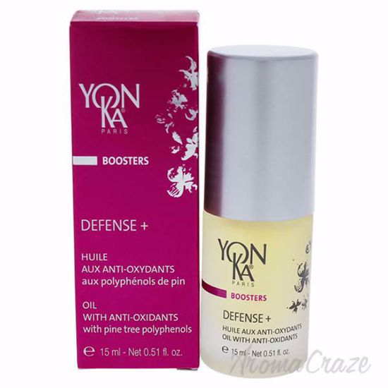Yon-Ka Defense Plus Oil With Anti-oxidants By Yonka for Unisex - 0.51 Oz Oil