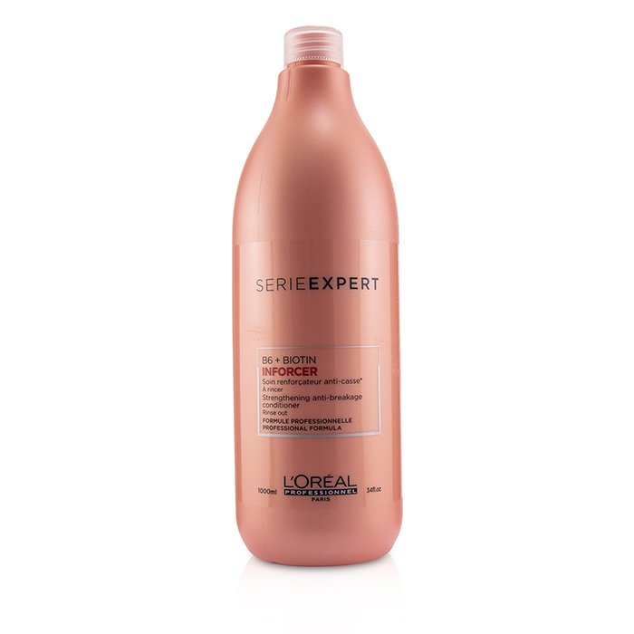 L'Oreal Professionnel Serie Expert Inforcer Conditioner By Loreal  1000 ML
