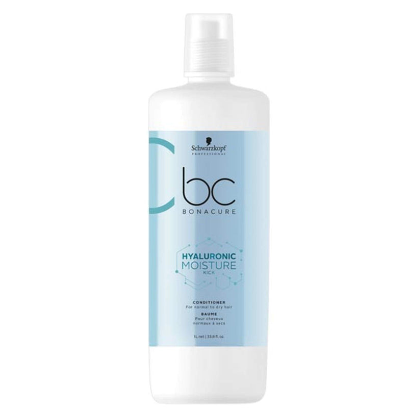 BC BONACURE Hyaluronic Moisture Kick Micellar Conditioner, 33.8-Ounce