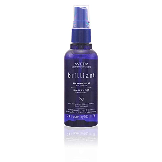 AVEDA Brilliant Spray On Shine, 3.4 Fluid Ounce