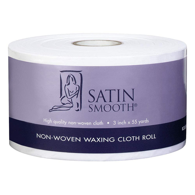 Satin Smooth Non-Woven Waxing Cloth Roll for Hair Removal