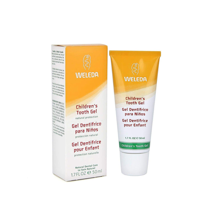 Weleda Toothpaste Gel Child, 1.7 Oz/ 50 ml