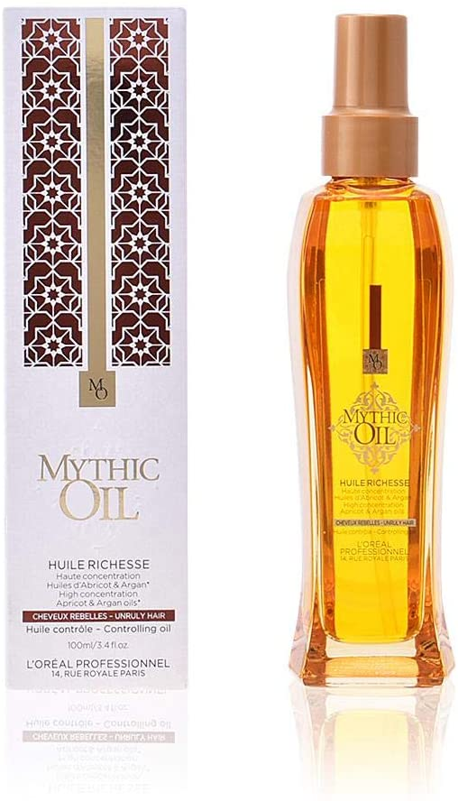 L'Oreal Professionnel Mythic Oil Nourishing Oil with Argan Oil 100ml