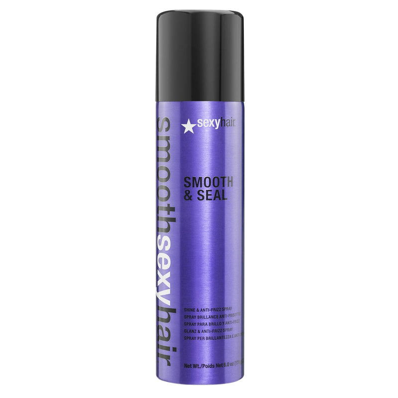Sexy Hair Smooth and Seal Anti Frizz and Shine Spray 6.0 Ounce