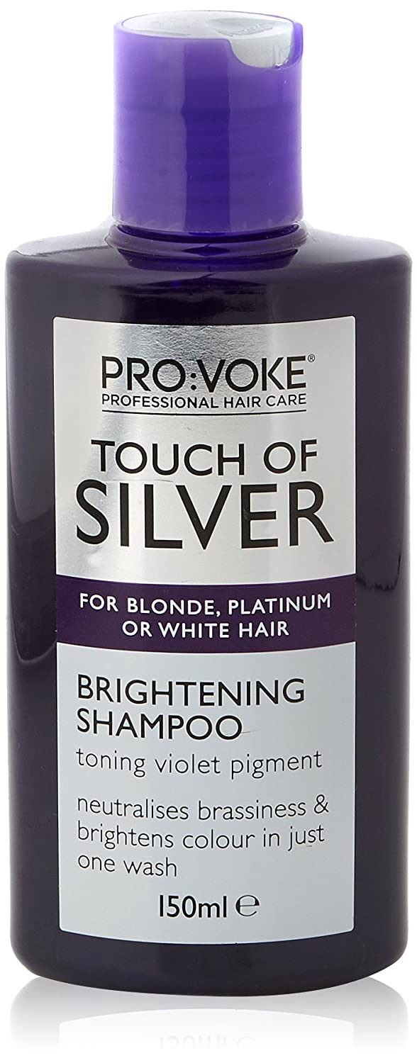 Touch of Silver Brightening Shampoo 150milliliter