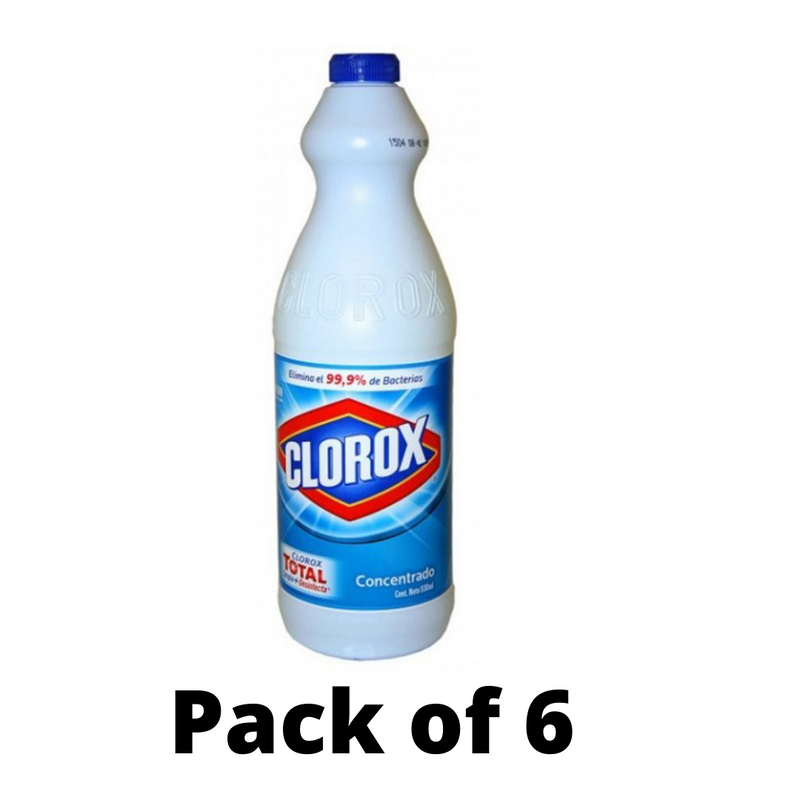 Clorox  930mL (Pack 6)