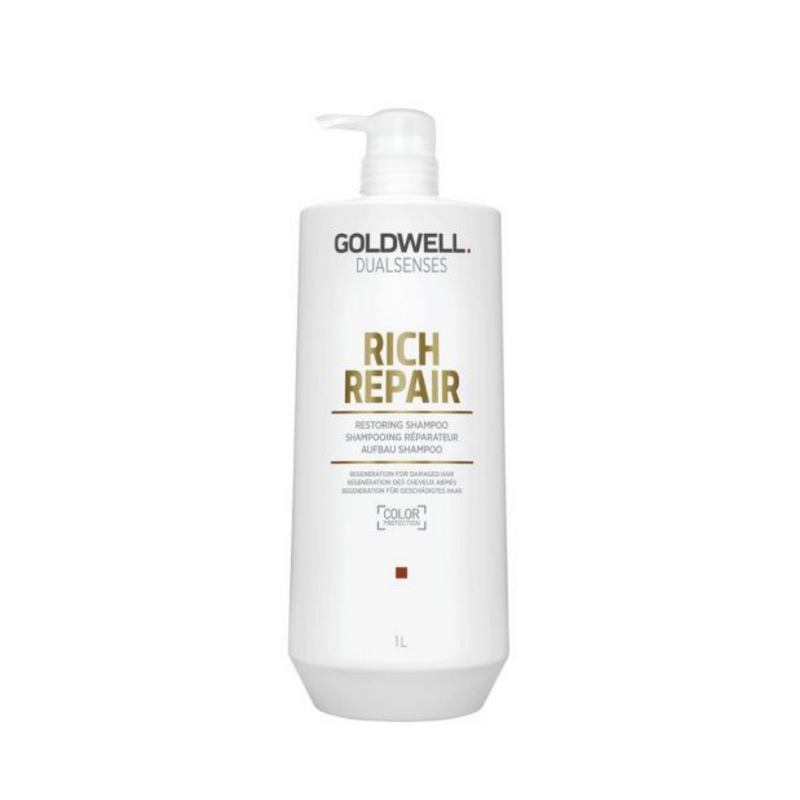 Goldwell Dualsenses Rich Repair Restoring Shampoo 34 oz