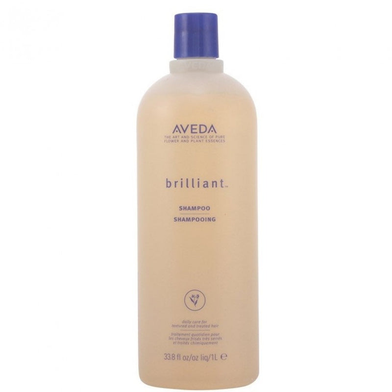 AVEDA Brilliant Shampoo, 33.8 Oz, 1L