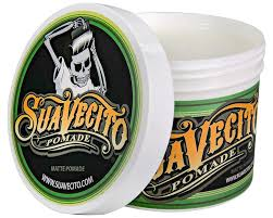 Suavecito Matte Pomade - Shine Free Matte Pomade for Men (32 ounce)