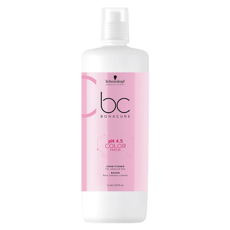 Schwarzkopf Professional Bonacure Color Freeze Conditioner pH 4.5 1L