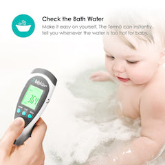 bblüv - Termö - Infrared Digital Thermometer, Non-Contact Forehead Temperature for Adults and Kids