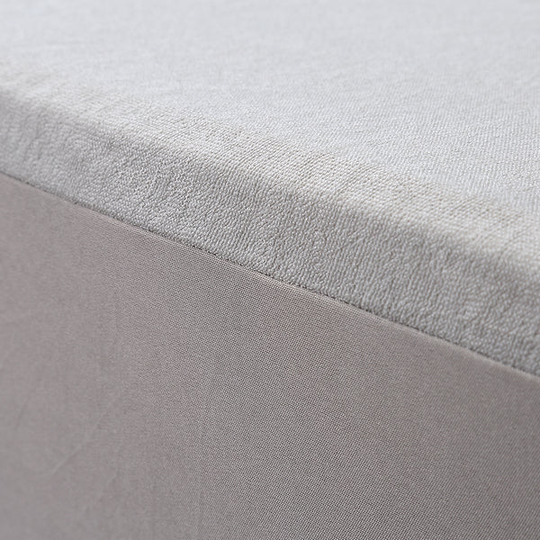 DreamZ Mattress Protector Fitted Sheet Cover Waterproof Cotton Fibre Baby