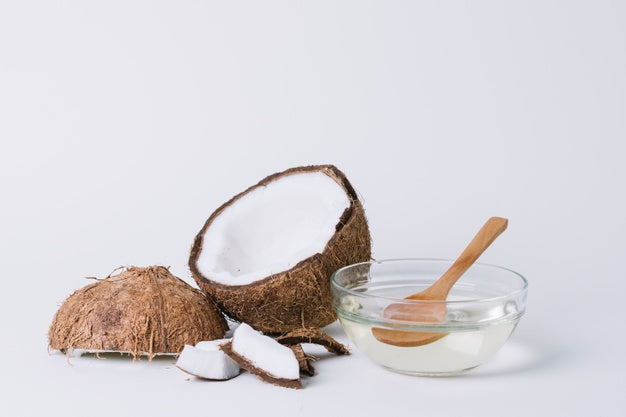 100% Virgin Coconut Oil | Nubian Botanicals