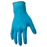 Nitrile Soft Blue, Powder Free, Finger Micro Textured