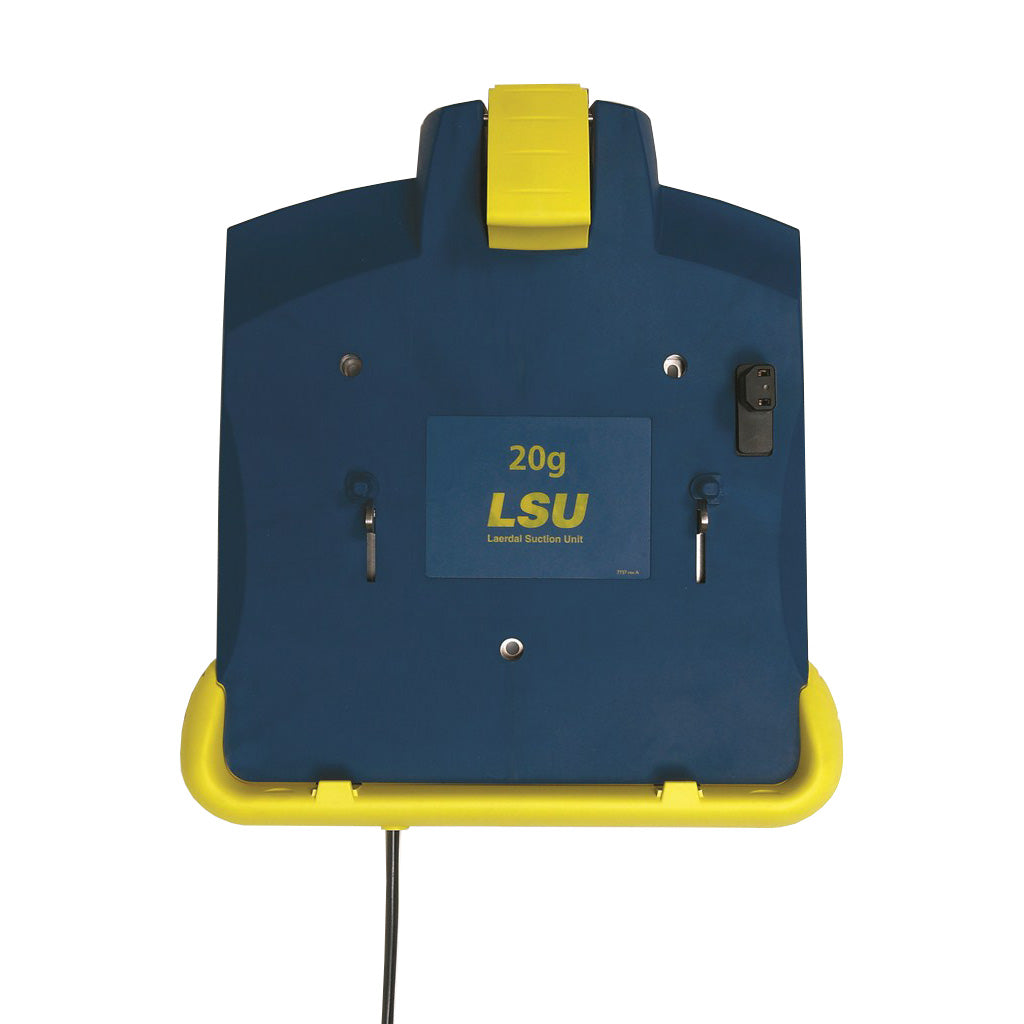 Laerdal Suction Unit (LSU) Wall Bracket with DC Power