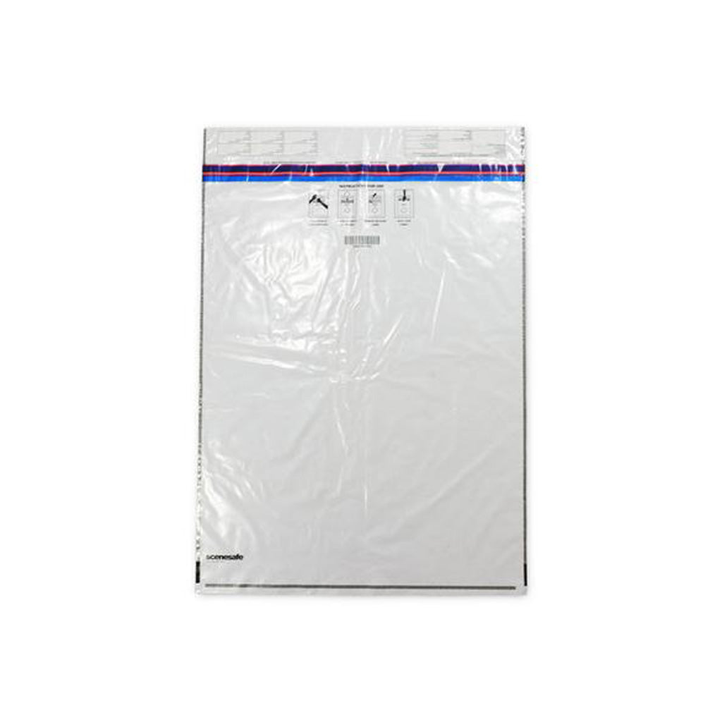 Large Perforation Tamper Evident Bag