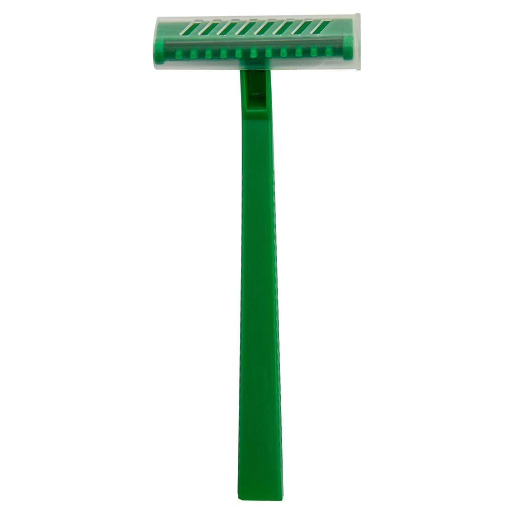 Surgical Disposable Prep Razor - Double Edged - Single
