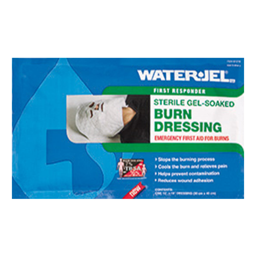 Burn Dressing Gel - 30cm x 40cm - Face Mask (WaterJel)