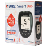 4Sure Smart Duo Glucometer Monitor (Blood Glucose)